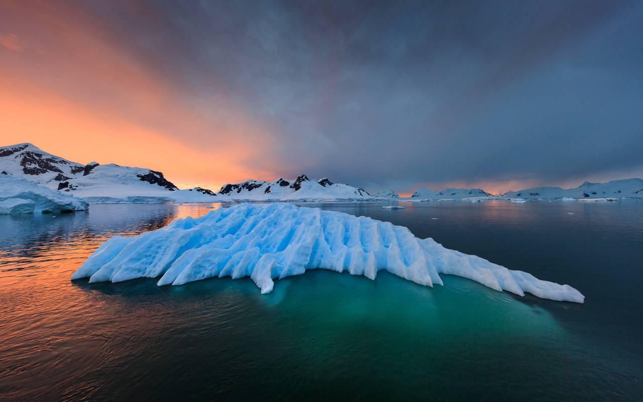 северно ледовитый океан с картинками знать признаки помогут